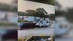 Cover for Police searching for stolen camper in north Lincoln