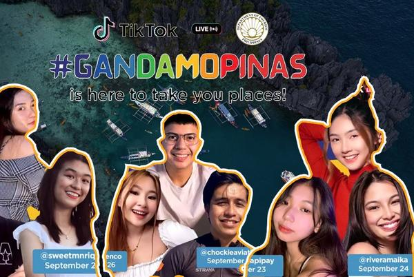 Picture for TikTok, DOT collaborate to promote beauty of PH islands