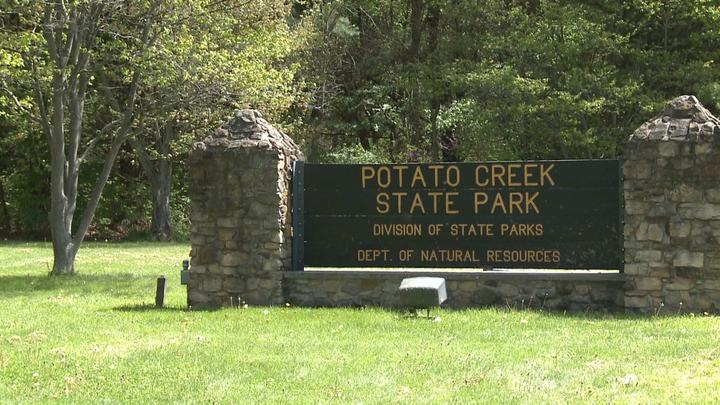 Cover for State of Indiana looking to build an inn at Potato Creek State Park