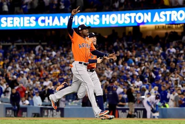 Picture for Dodgers fans finally get to voice their anger in person at cheating Astros