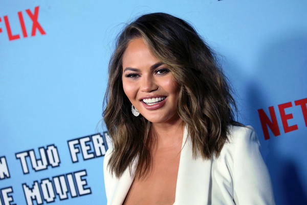 Picture for Chrissy Teigen Still Grieving A Year After Son Jack's Death: People React to Her Bizarre Way of Coping