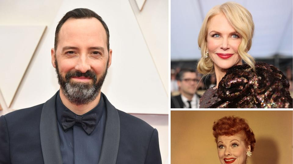 Picture for Tony Hale says it was 'very surreal' watching Nicole Kidman play Lucille Ball
