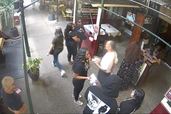 Picture for Carmine's releases new footage of attack on staff amid BLM protests targeting eatery