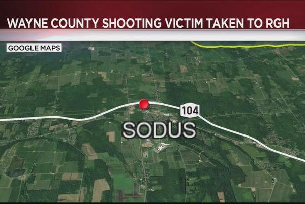 Picture for Wayne County Sheriff's Office investigating shooting in Sodus