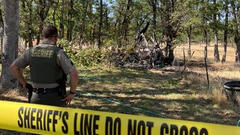 Cover for Man killed in Southern Oregon plane crash