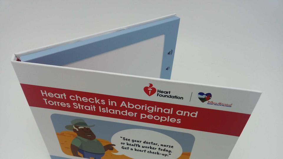 Picture for Yarns from the heart: the role of Aboriginal English in Indigenous health communication