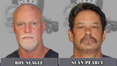 Cover for 2 Pueblo men arrested in connection with killing of woman found in New Mexico