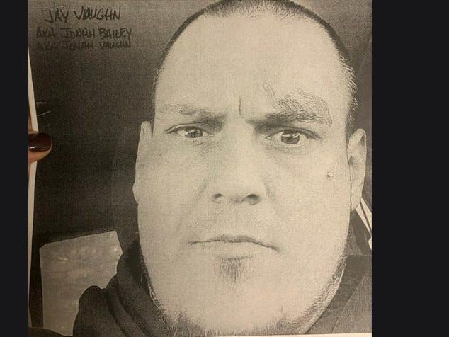 WANTED Wisconsin Man Who Rammed Michigan State Police Car