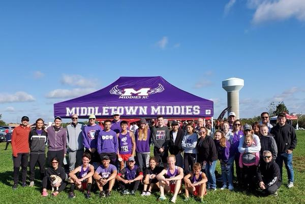 Picture for Varsity Cross Country finishes 6th place at GMC Championship