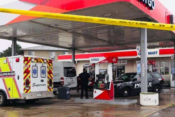 Picture for Zion man found shot and killed at Waukegan gas station, police say