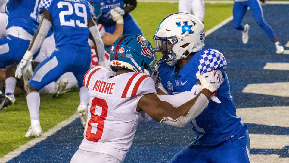 Kentucky's Football Schedule tweaked due to COVID across ...