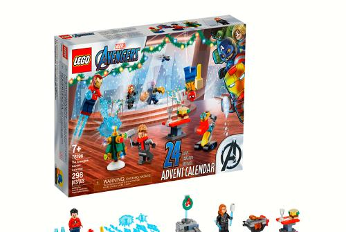 Picture for LEGO Marvel The Avengers Advent Calendar for Only $39.95 Shipped!