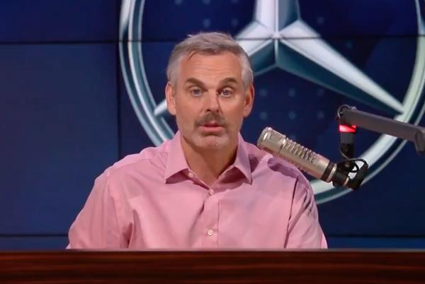 Picture for Colin Cowherd Says There's 1 Lamar Jackson Narrative That's Dumb