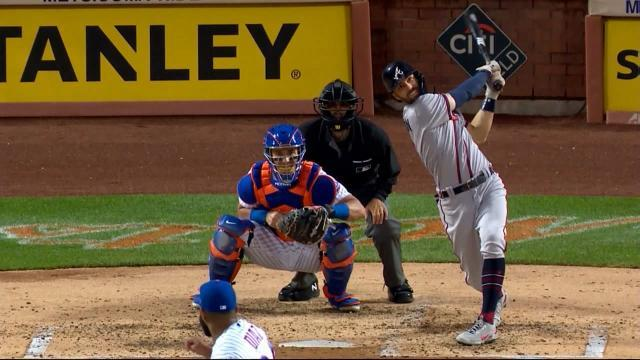 Picture for New York Mets | Dansby Swanson three-run homer