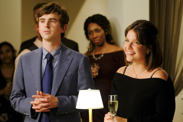 Picture for The Good Doctor's 'Internal Nemesis' Revealed in Game-Changing Season 5 Premiere — Grade the Episode!