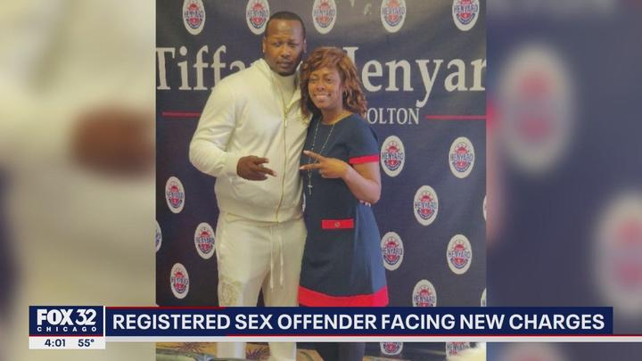 Cover for Registered child sex offender hired for Dolton job faces new charges