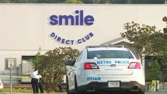 Cover for Gunman shot 3 workers at SmileDirectClub in Antioch, Tennessee, before officers killed him, police say