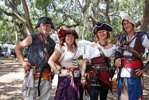 Picture for Coming Up! Ahoy there! It's Vero's Pirate & Caribbean fest