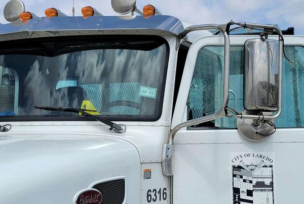 Picture for Man arrested for shooting at City of Laredo Solid Waste truck driver