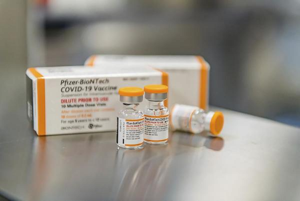 Picture for FDA advisers back Pfizer's COVID-19 vaccine for young kids