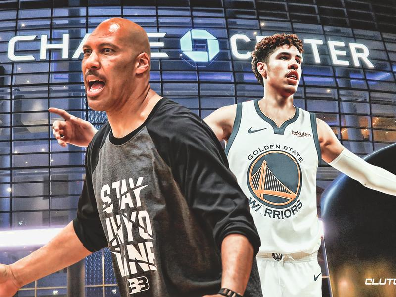 Lamelo Ball Makes Strong Statement On Lavar Ball Claiming A Bad Fit With Warriors News Break