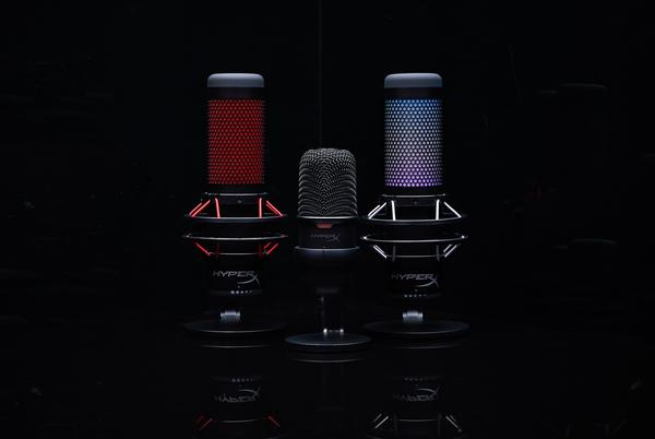 Picture for HyperX's Microphone Offerings Cater to Every Level of Streaming