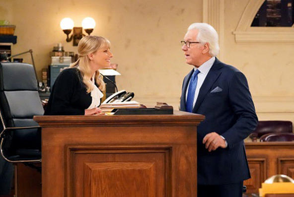 Picture for NBC takes Night Court reboot to series