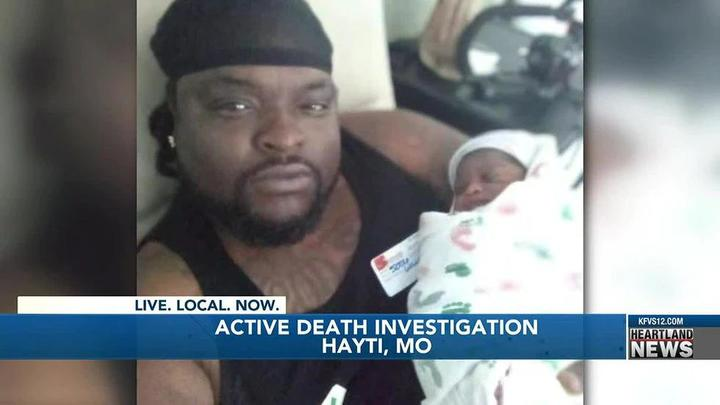 Cover for Hayti, Mo. death investigation