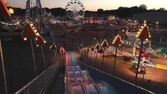 Cover for The Becker County Fair is back