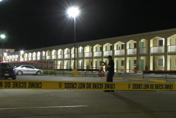 Picture for Body of man who was shot found at entrance of popular Galveston suites on Seawall Boulevard