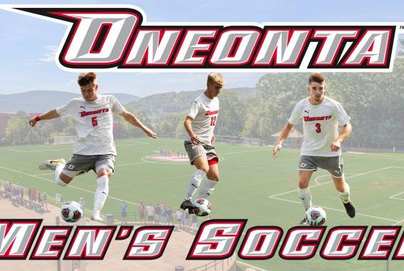 Picture for Oneonta Men's Soccer Wins Mayor's Cup