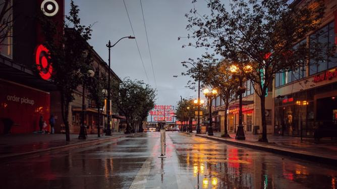 Picture for Sunday rain in Jasper: Ideas to make the most of it