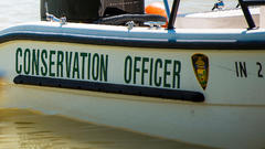 Cover for Conservation officers pull 17-year-old's body from Tipton Lake