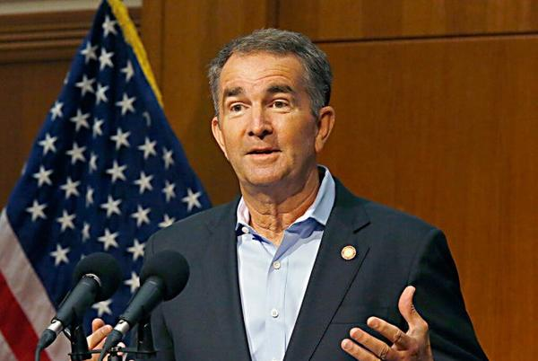 Picture for WATCH: Gov. Northam says unvaccinated COVID-19 patients filling up hospitals