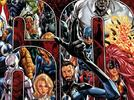 Picture for Fantastic Four #35 celebrates 60 years of FF with John Romita Jr, Mark Waid, and Kang