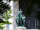 Picture for Theodore Roosevelt statue at Museum of Natural History to be relocated