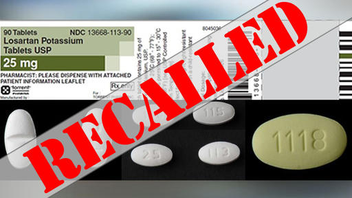 Blood Pressure Medication Recall Expanded After Possible Cancer Causing Impurity Detected Says Fda News Break