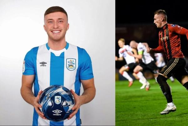 Picture for Huddersfield Town confirm signing of Ireland U21 star Danny Grant
