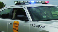 Cover for The ISP says it's seeing more drivers speeding in Iowa