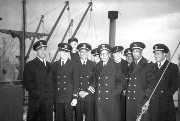 Picture for Pioneering Black Ship Captain Honored Alongside Merchant Marine Veterans Of WWII