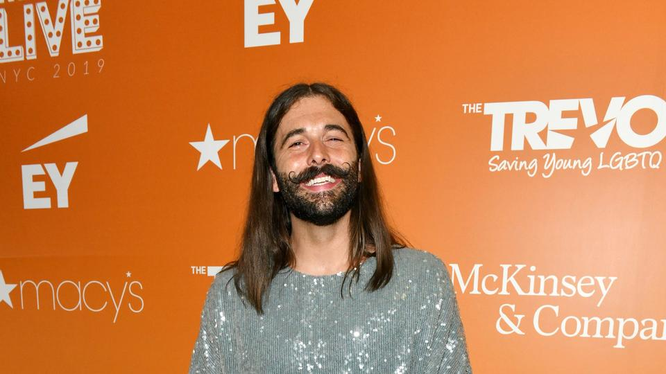 Picture for Jonathan Van Ness and Mark Peacock celebrate first wedding anniversary: 'I love our adventures'