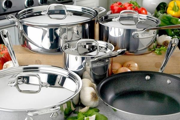 Picture for All-Clad's Secret Sale Has Thanksgiving Cookware for Up to 80% Off