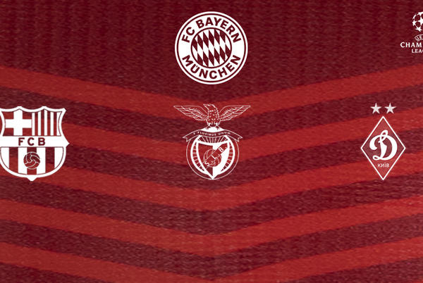 Picture for A look at Bayern's 2021/22 Champions League group opponents