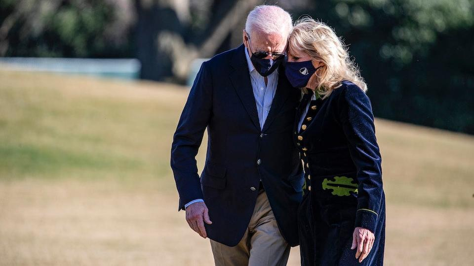 Picture for Jill Biden remembers her father, celebrates President Biden on Father's Day
