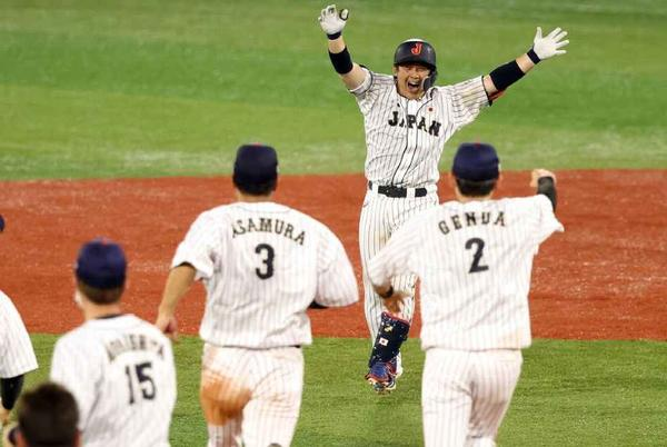 Picture for Japan rallies past United States in 10 innings to reach Olympic baseball semifinals