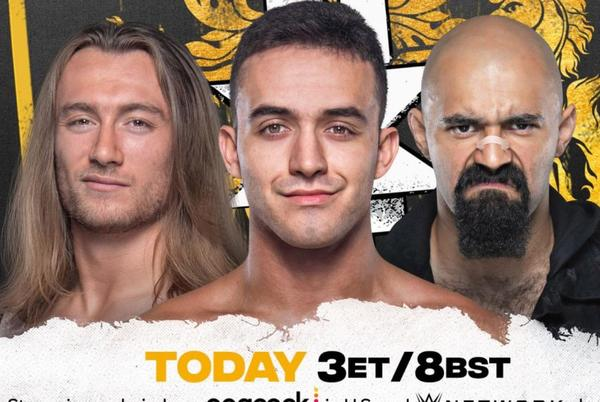 Picture for WWE NXT UK Results 9/23/21
