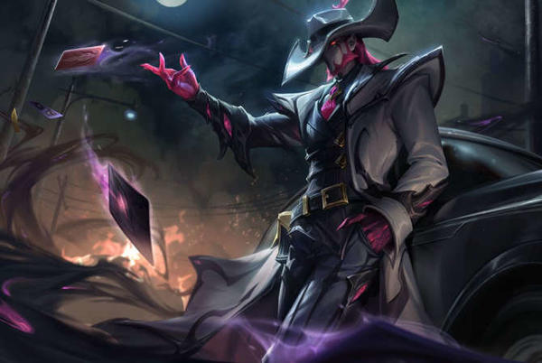 Picture for Team BDS mid laner Xico steals Baron with quick Flash-Smite combo, escapes with Twisted Fate ultimate