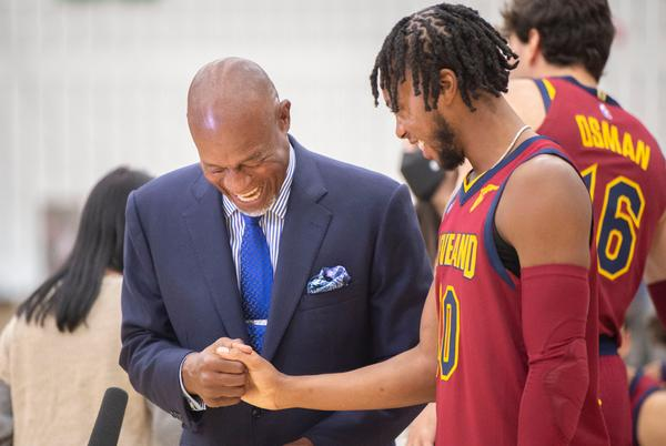Picture for New season, new energy for young Cavaliers team