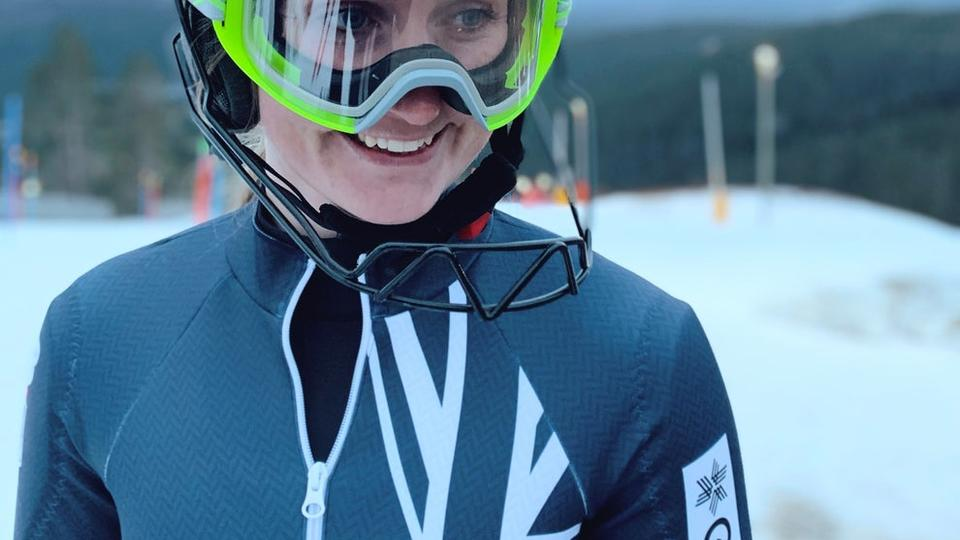 Picture for Charlie Guest won't let rheumatoid arthritis diagnosis stop Winter Olympics bid