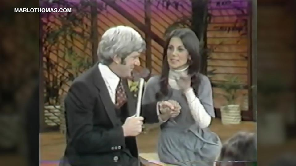 Picture for 'What Makes a Marriage Last': Marlo Thomas, Phil Donahue open up about relationship